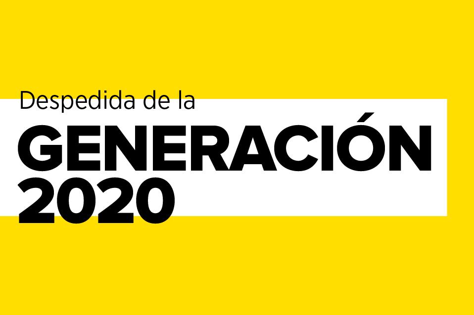 ¡Generación CETYS 2020, celebremos juntos a la distancia!