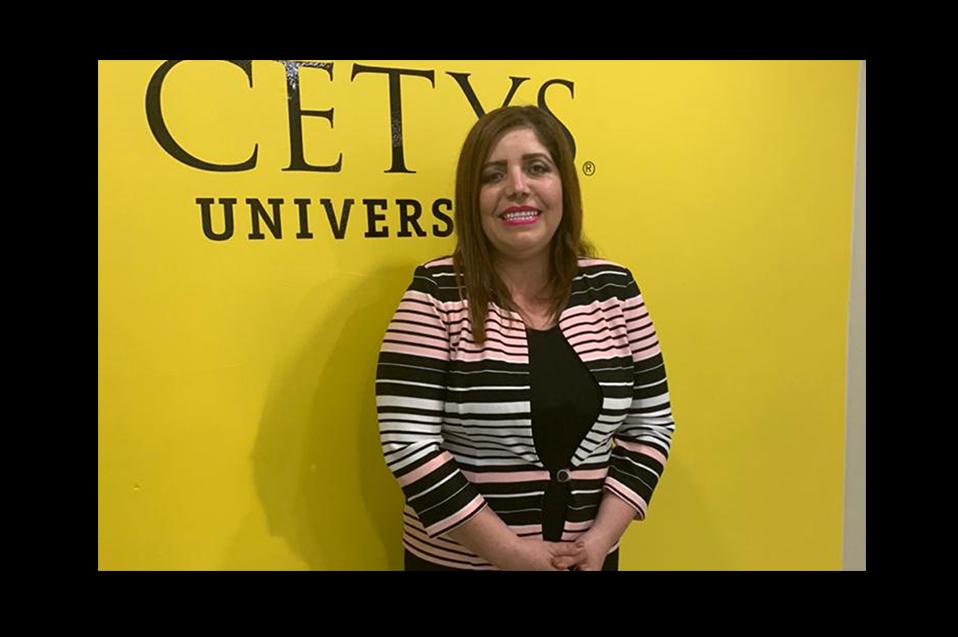Entrega académica y vocación de apoyo a la comunidad, valores de la CETYS Alumni Nélida Pelayo Ponce