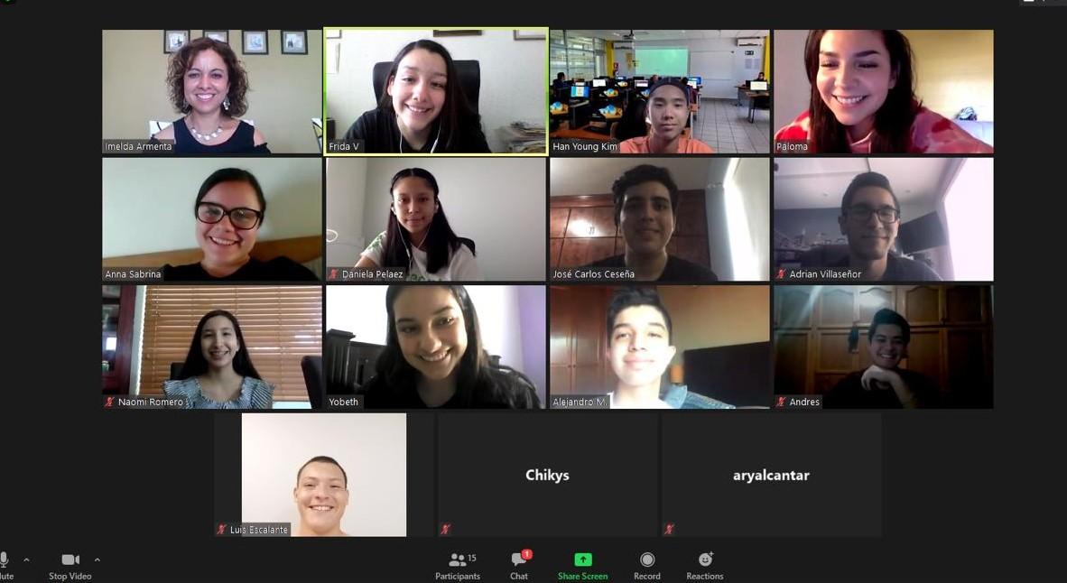 Estudiantes de la Prepa CETYS participan en Foro Internacional de Emprendimiento