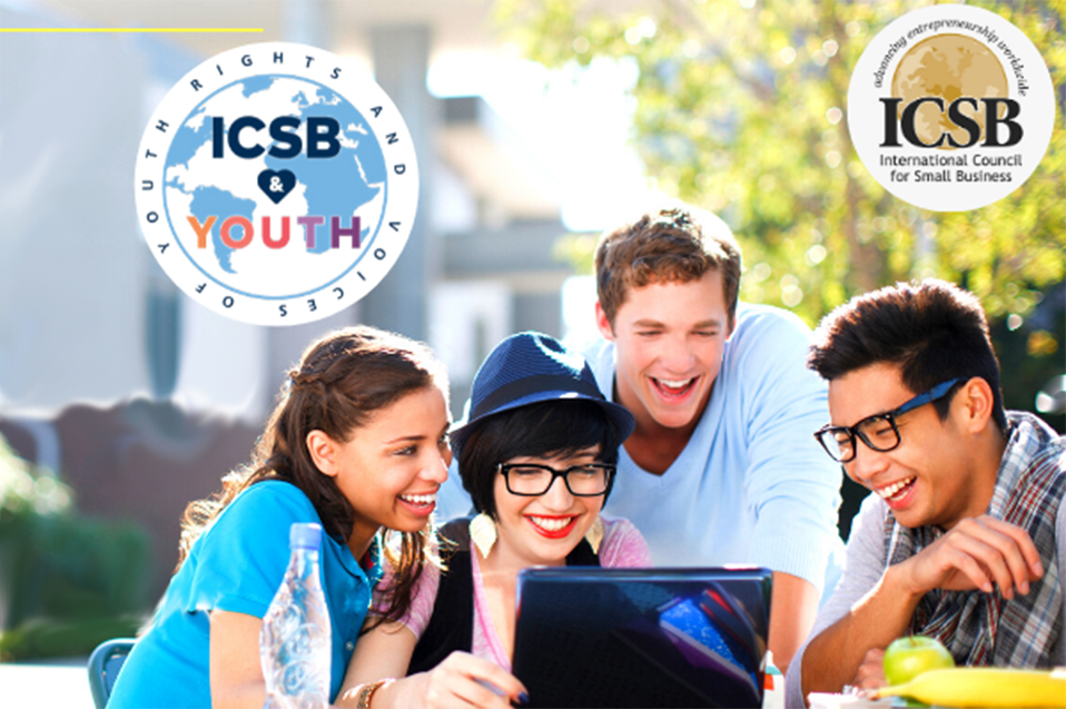 Alumnos de Prepa CETYS Tijuana en el Global Youth Academyand The International Council for Small Businesses
