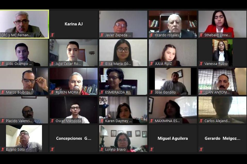 Futuros contadores de CETYS se integran a nueva comisión estudiantil