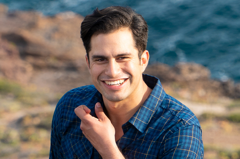 Orlando, un CETYS Alumni con vocación sustentable por los océanos