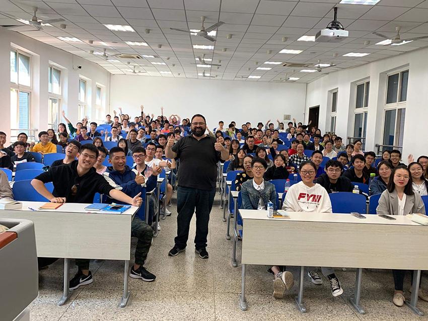 Ser CETYS Alumni se lleva en el alma: Armando Esponda