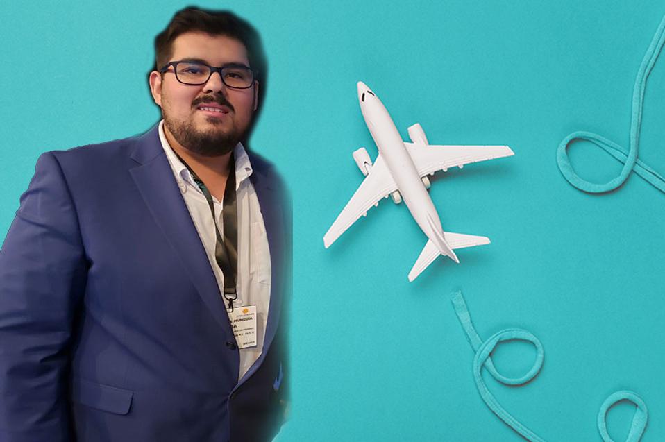 Juan Munguía agente de cambio en la industria aeroespacial bajacaliforniana