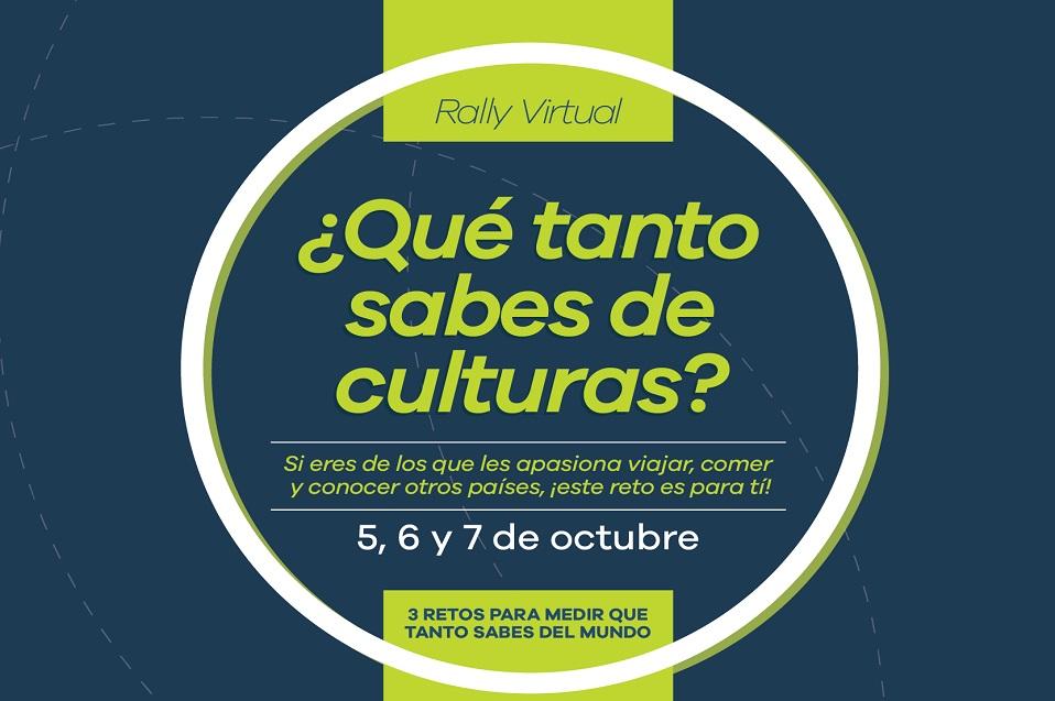 Ayuda el 1er. Rally LNI a conocer y comprender la multiculturalidad