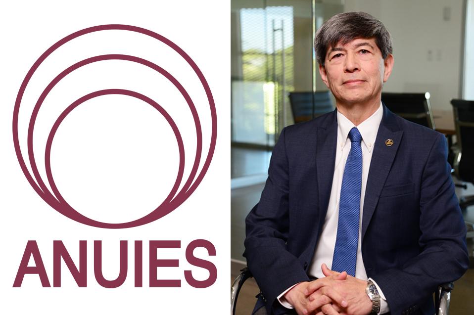 Nombran al Dr. Fernando León García representante del Consejo de Universidades Particulares e Instituciones Afines de ANUIES