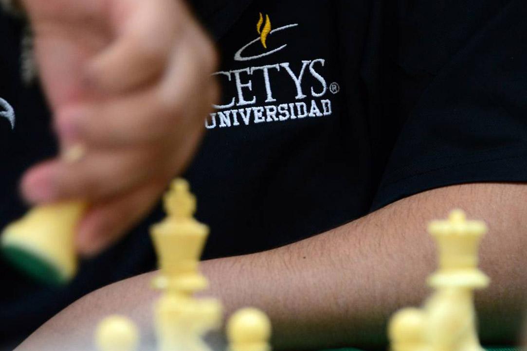 CETYS presente en Torneo de Ajedrez CONADEIP