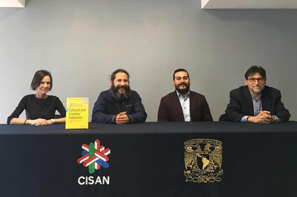 INNSIGNIA de CETYS Universidad y CISAN de la UNAM fortalecen lazos en favor de la investigación en industrias culturales y creativas