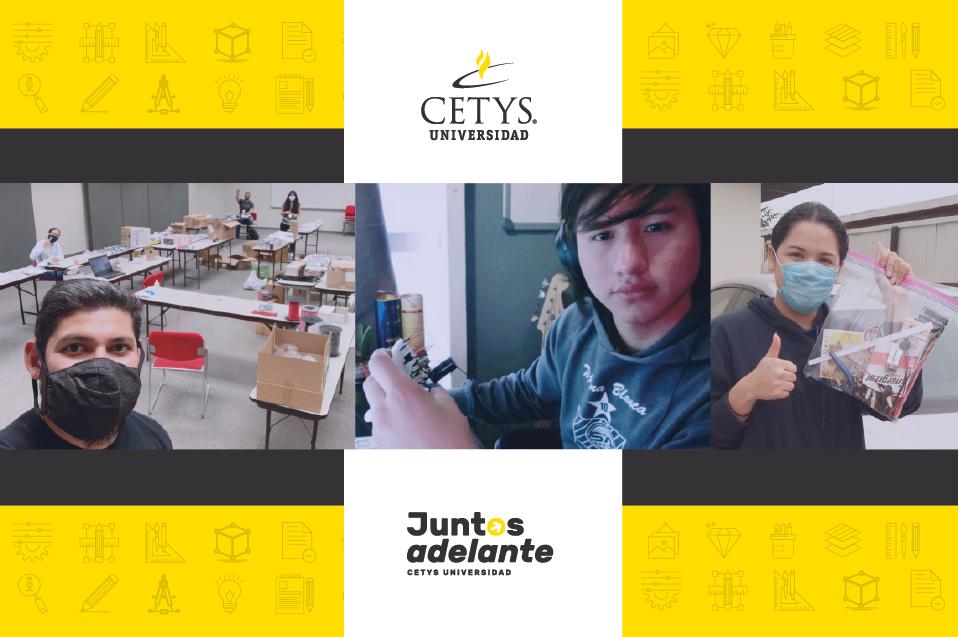 Continua formación en ingeniería en Laboratorios Virtuales y Kits de electrónica