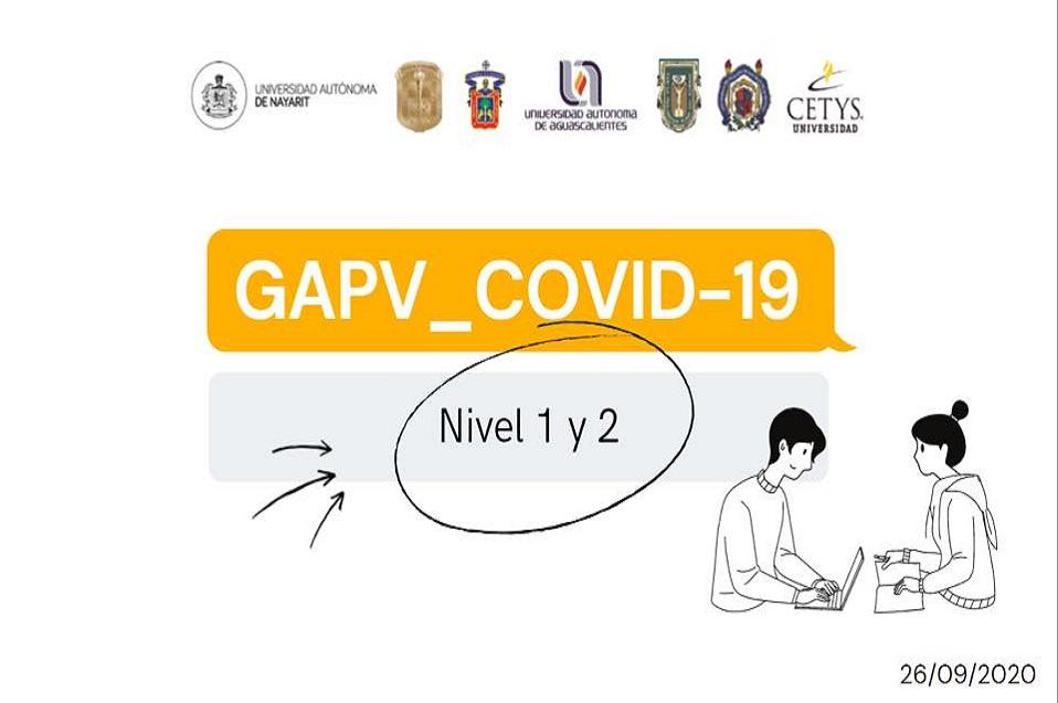 Colabora docente de CETYS en diseño de la GAPV-COVID19