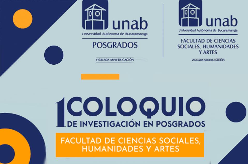 Estudiantes de MED presentan proyectos de investigación en Coloquio organizado en Colombia