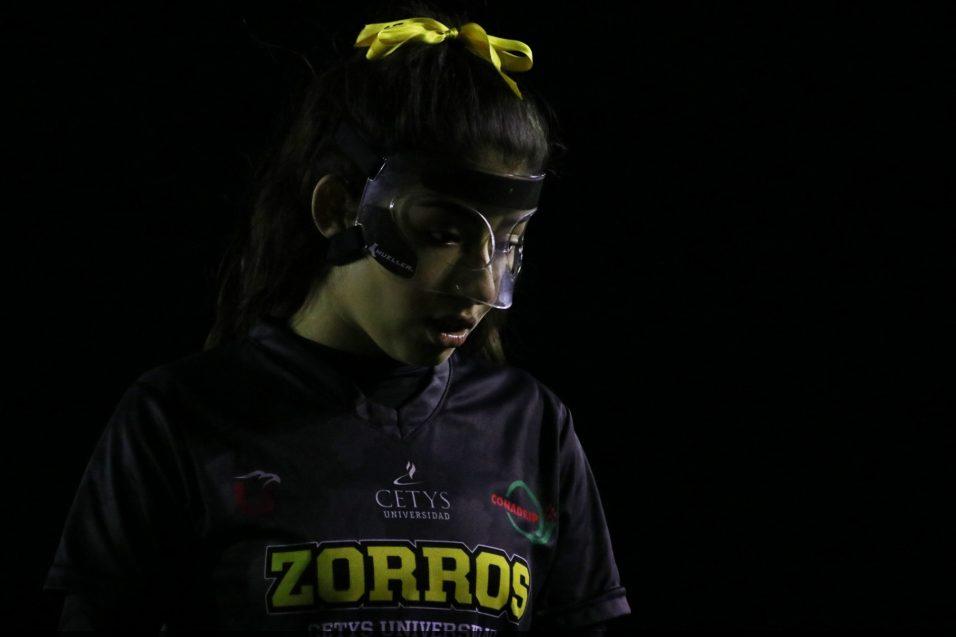 Mariana Díaz corre en defensa de la salud