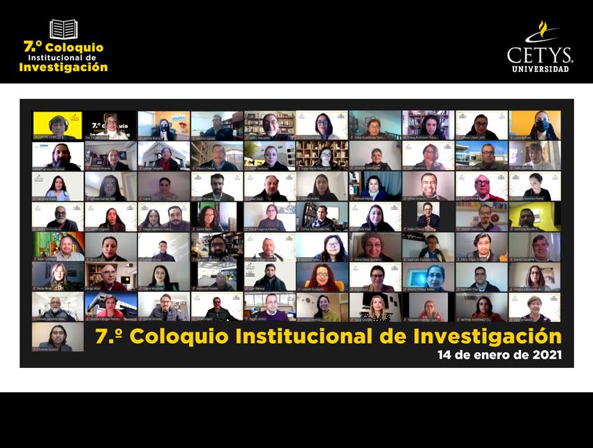 Académicos presentan resultados de sus proyectos científicos en Coloquio de Investigación