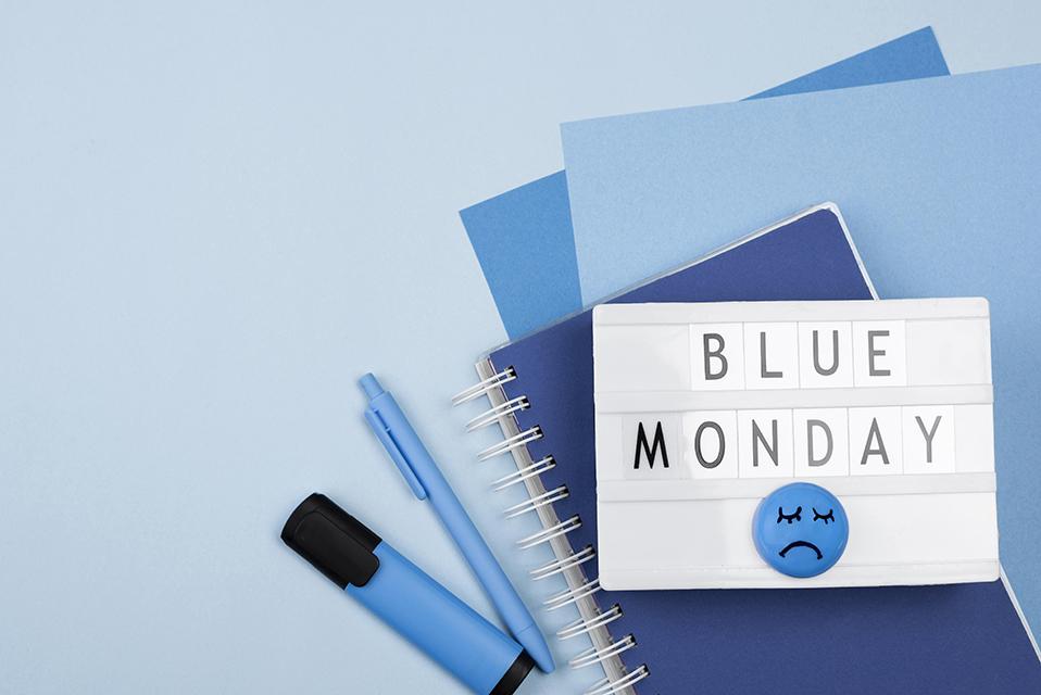 Blue Monday + Pandemia: ¿Cómo superar el día más triste del año?