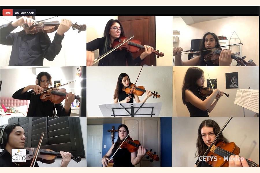 Trasciende el folclor mexicano en sinfonía internacional