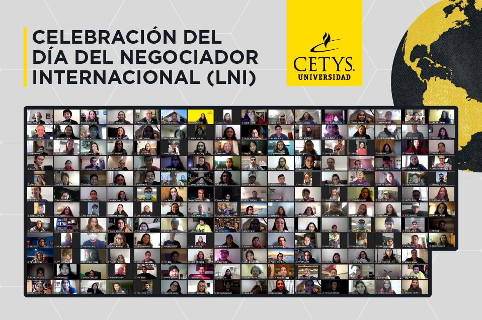 Estas fueron las actividades en CETYS en el marco del Día del Negociador Internacional