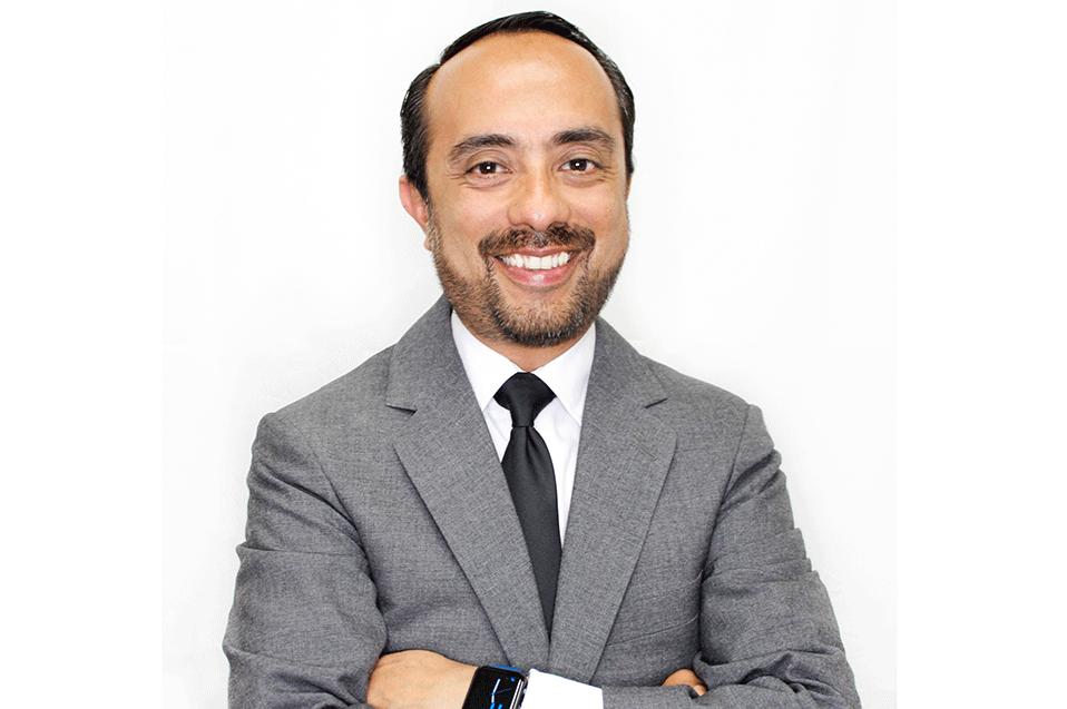 El Dr. Bautista también es Director de la Escuela de Ingeniería en CETYS Tijuana