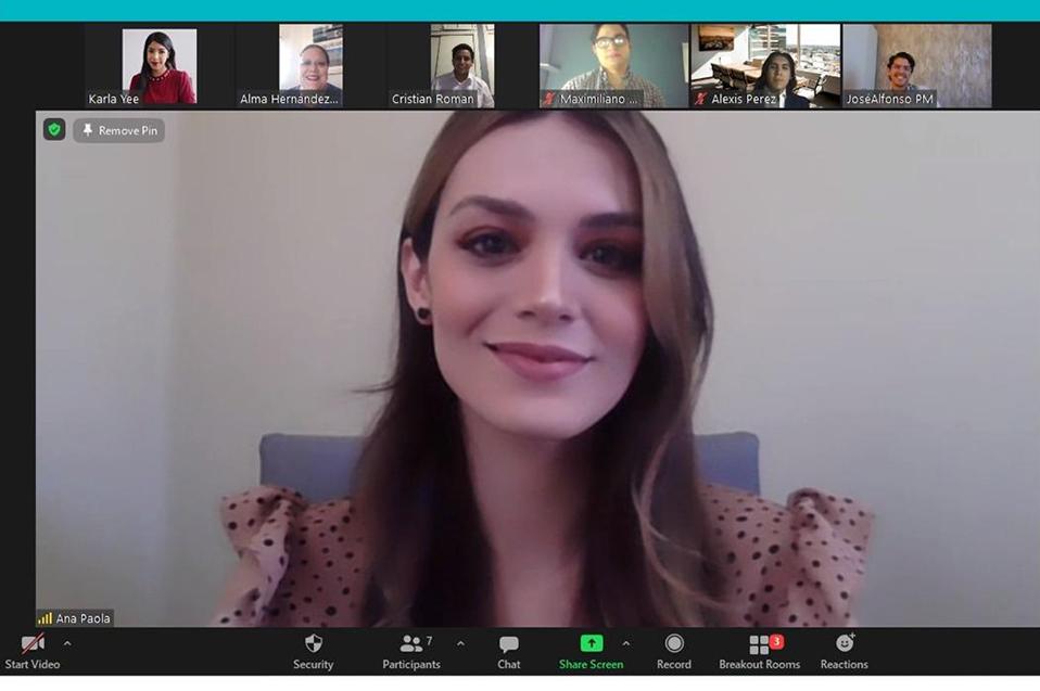 Viven la experiencia de entrevistas laborales en la virtualidad