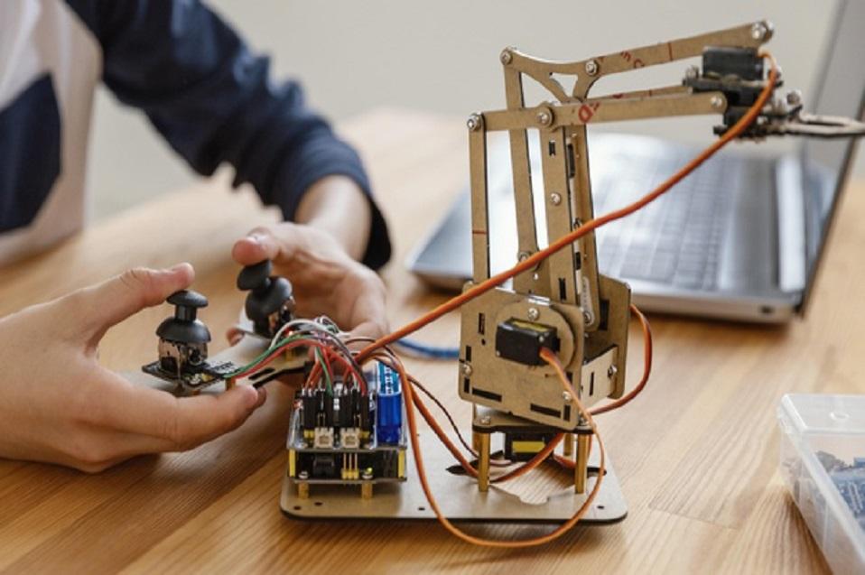 Así contribuye la robótica a tener un entorno más sano, seguro y eficiente