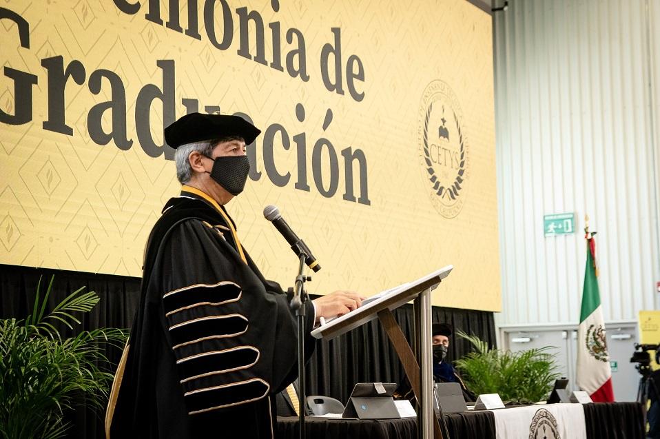 Celebran graduaciones y fin de cursos generaciones 2020 y 2021 de CETYS Universidad Campus Mexicali