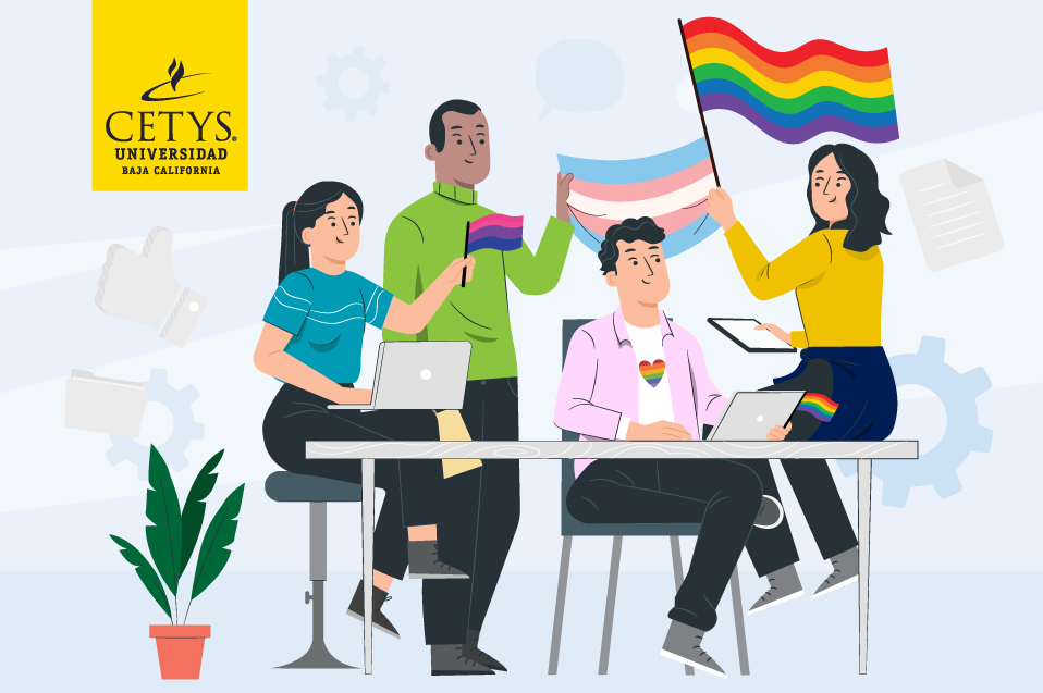Empresas deben fomentar la inclusión laboral de la comunidad LGBT+ en sus colaboradores