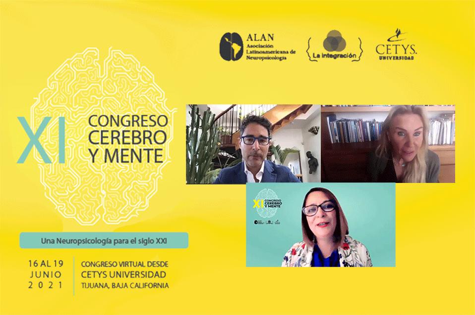 Asociación Latinoamericana de Neuropsicología y CETYS llevan a cabo el Congreso Cerebro y Mente
