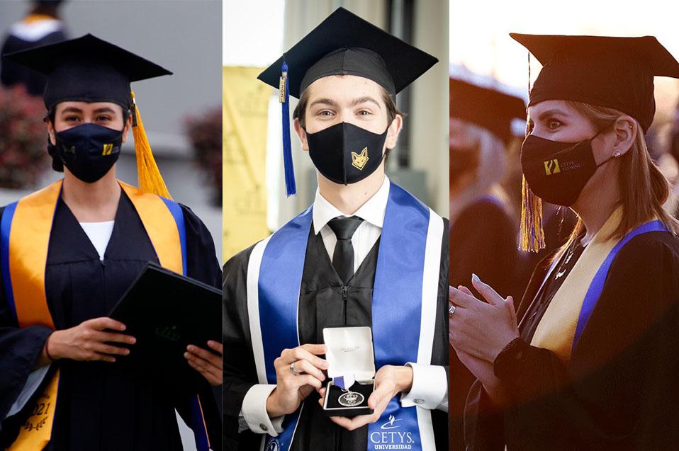 Celebra CETYS graduaciones con 30 ceremonias presenciales en todo el Estado