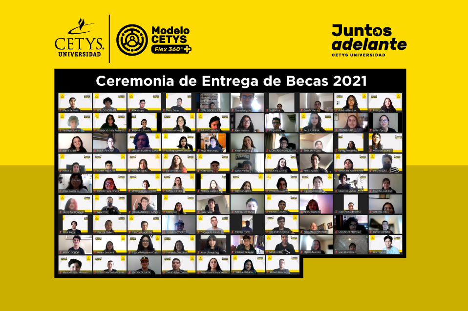 Entrega CETYS Ensenada becas a estudiantes de nuevo ingreso