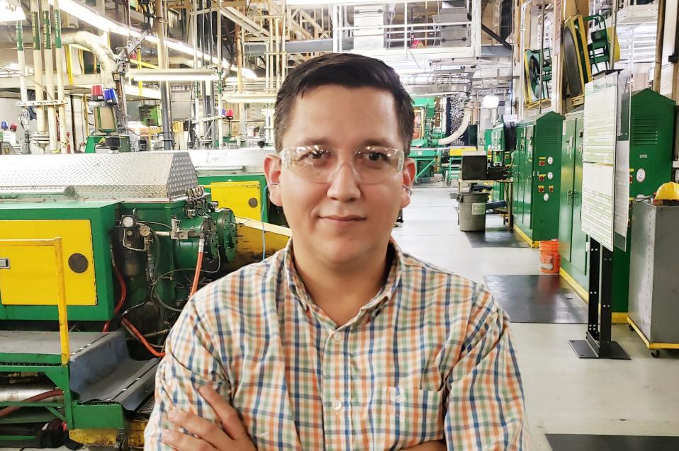 """""""Ser CETYS Alumni representa un símbolo de distinción profesional y personal"""", Noé Estudillo"""