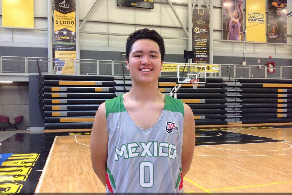 Quiere Yael Rodríguez hacer huella en el baloncesto internacional