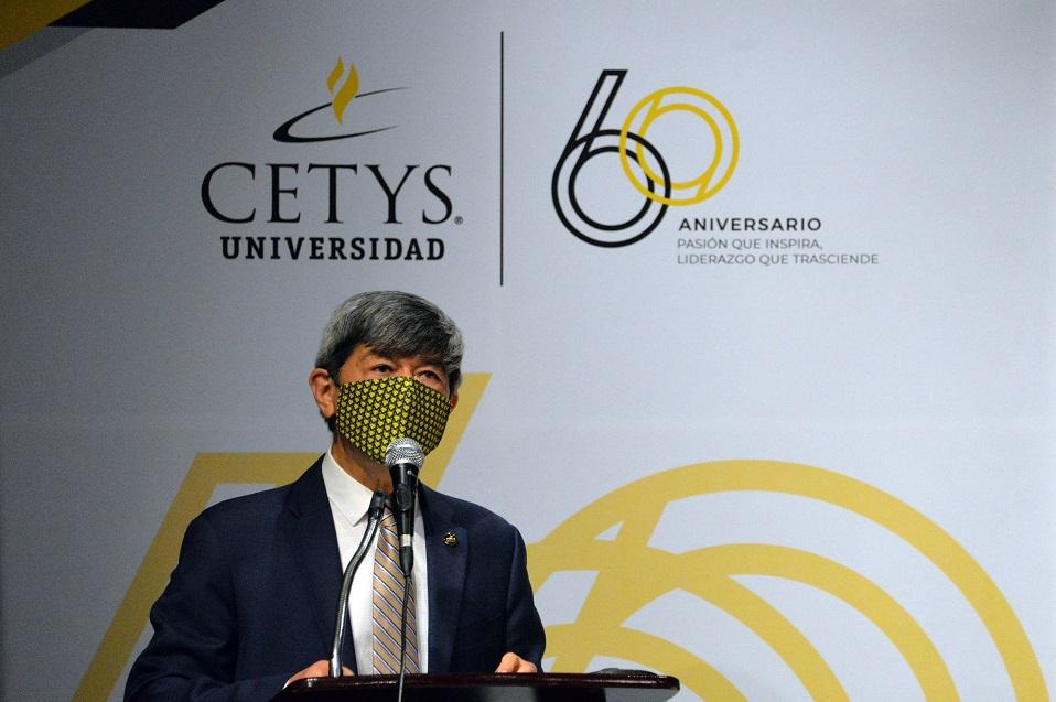 Celebra CETYS 60 años formando líderes en México y el mundo