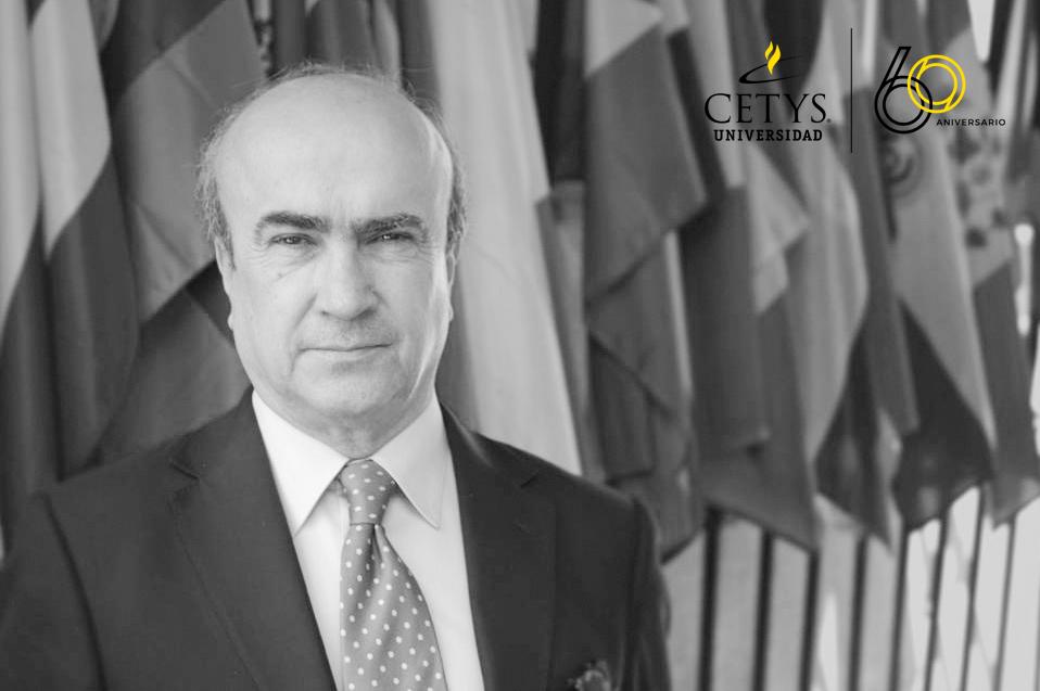 Conoce a Mariano Jabonero, conferencista magistral del 60 Aniversario