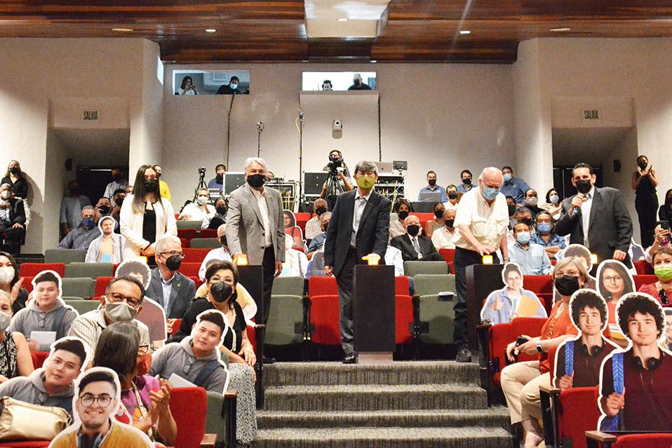 Reinauguran Auditorio CETYS durante festejos de 60 aniversario
