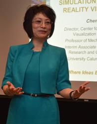 Chenn Zhou,Cátedra Distinguida CETYS