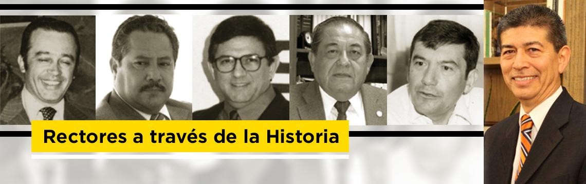 Rectores a través de la Historia