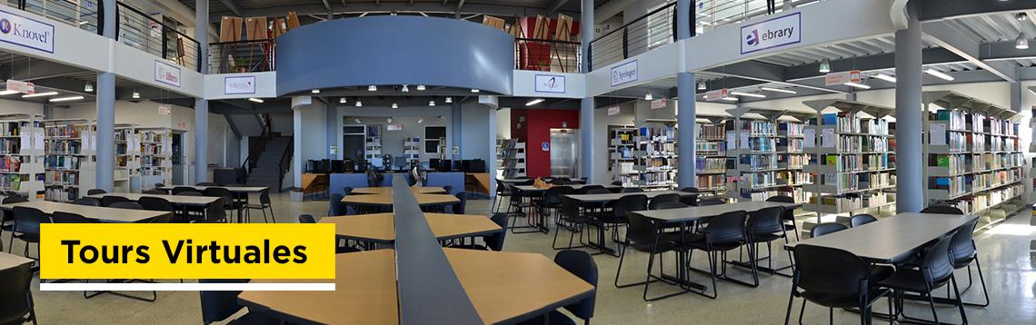 Tours Virtuales del Campus Ensenada