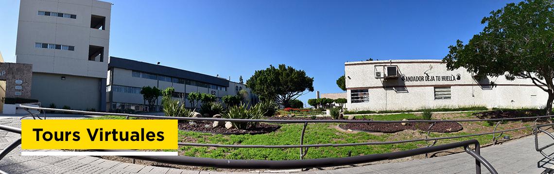 Tours Virtuales del Campus Tijuana