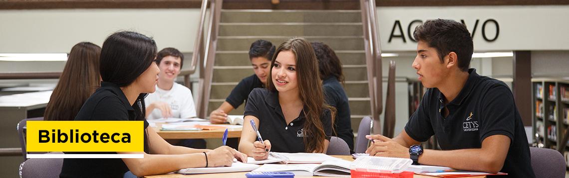 Biblioteca de CETYS Universidad