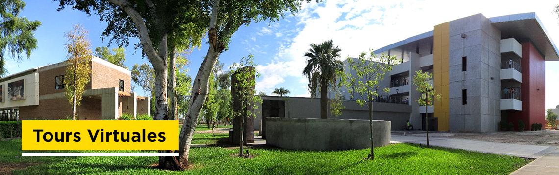 Tours Virtuales del Campus Mexicali