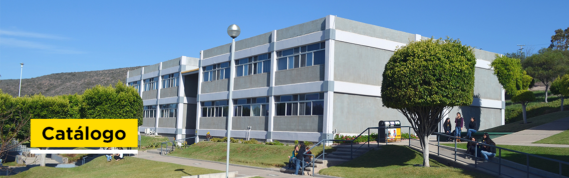 Catálogo de CETYS Universidad