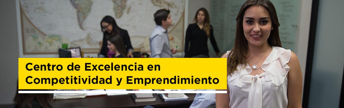 Centro de Excelencia en Competitividad y Emprendimiento