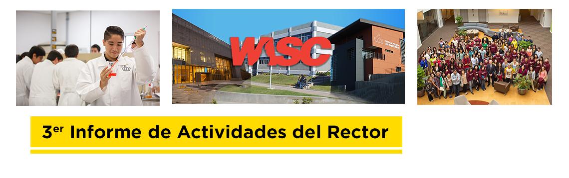 3er. Informe de Actividades del Rector