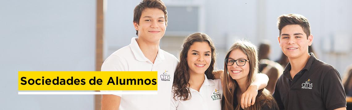 Sociedades de alumnos CETYS