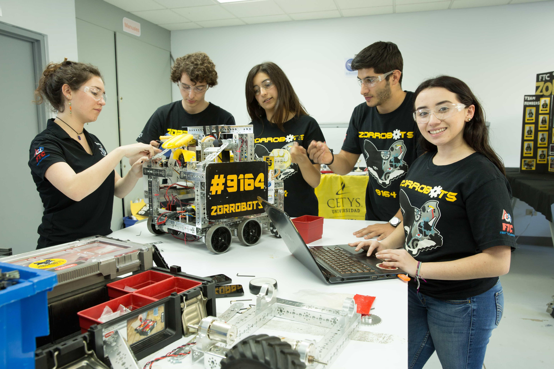 Equipo Robotica