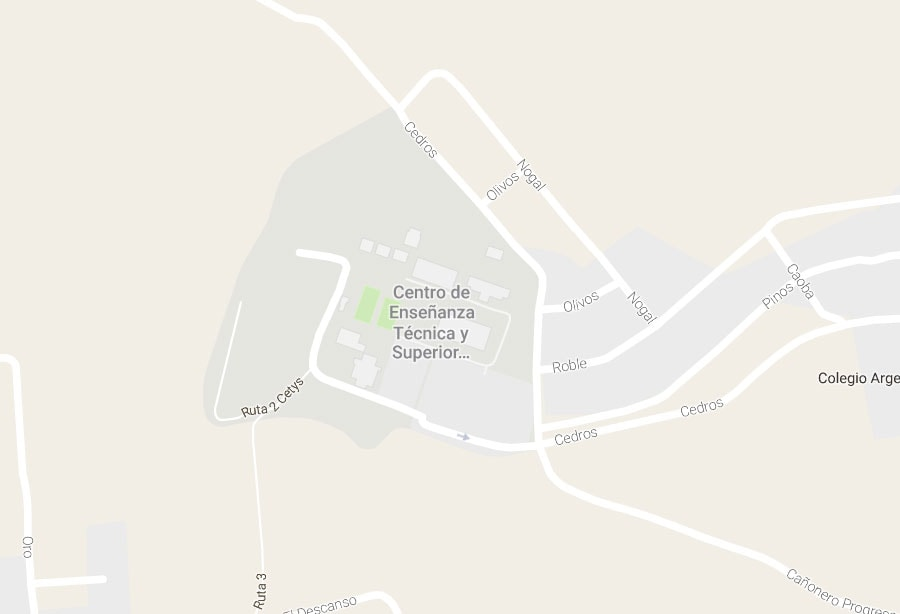 ubicación cetys Ensenada