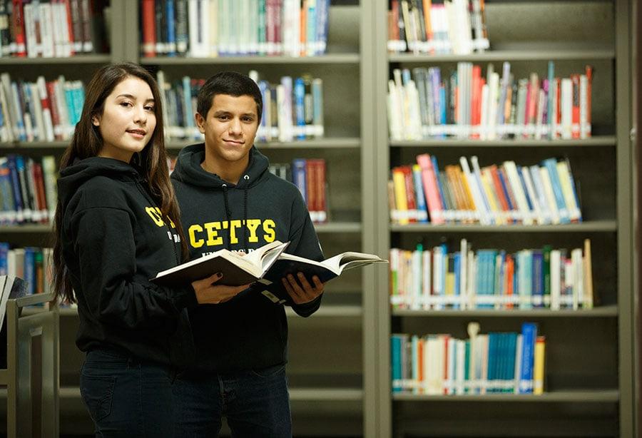 Biblioteca, recursos escolares