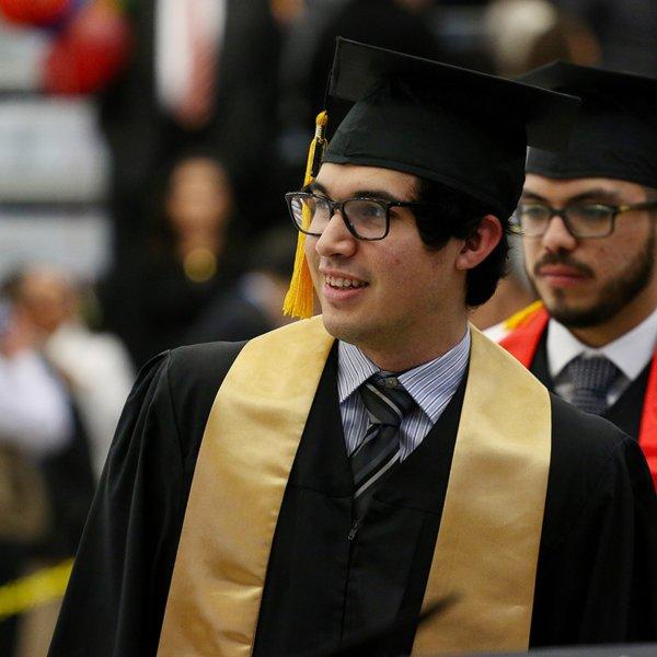 Graduación profesional