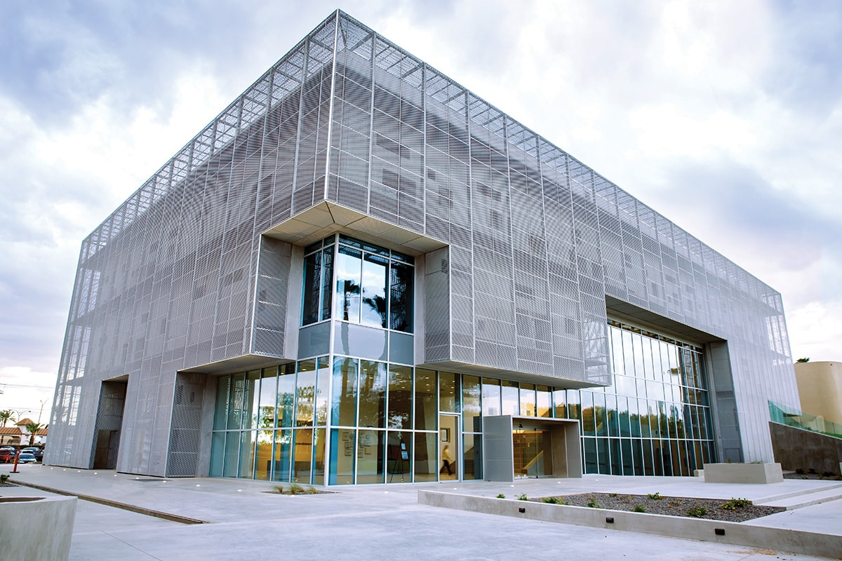 Edificio Centro de Excelencia en Competitividad y Emprendimiento
