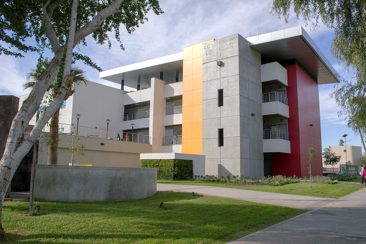 Edificio de licenciatura