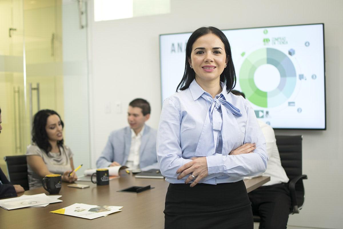 Maestría en adeministración de negocios
